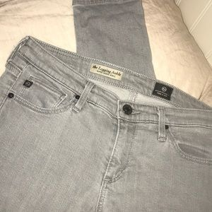 AG GRAY JEANS